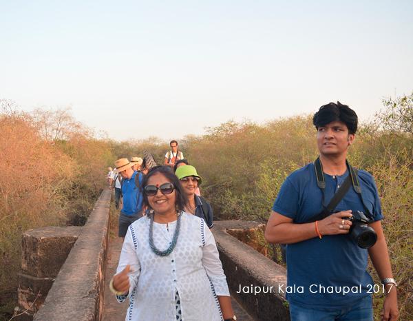 Historical Aqueduct Walk